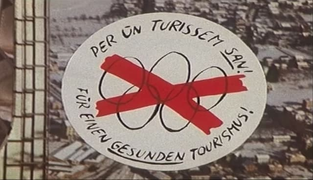 Campagna anti-gieus olimpics 1988