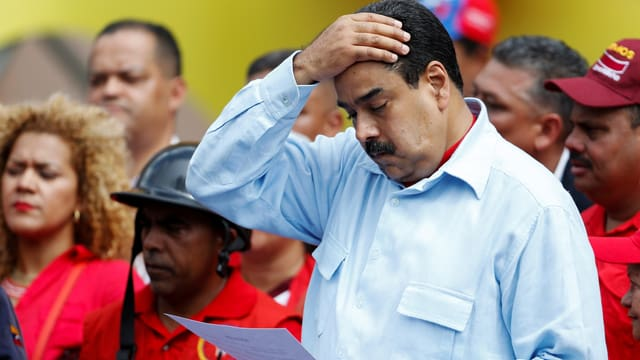 President venezolan.