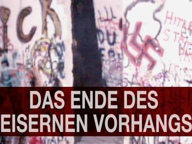 Logo Das Ende des eisernen Vorhangs
