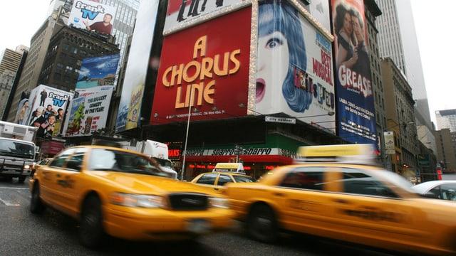 Das Auto als Verkehrsmittel erlebt in der Stadt New York momentan ein Boom.