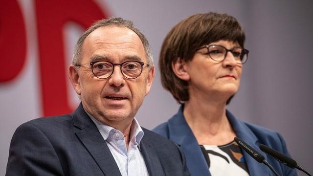 SPD-Spitze: «Das ist kein Programm für die Mehrheit»