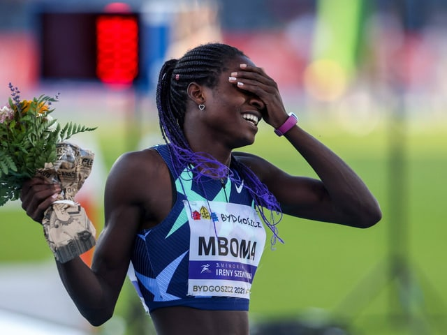 Christine Mboma.