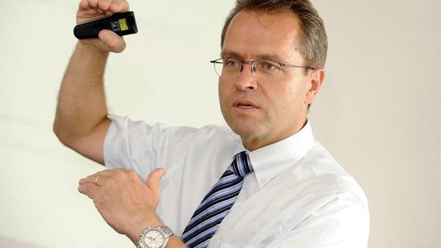 BVK-Chef Thomas R. Schönbächler