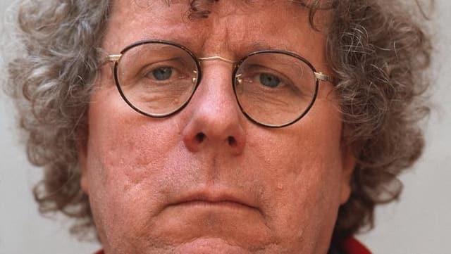 Architekturkritiker Benedikt Loderer