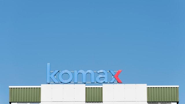 Firmenlogo der Komax