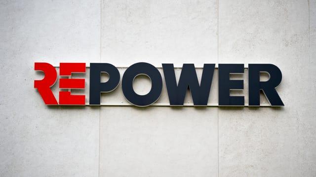 Logo da la Repower