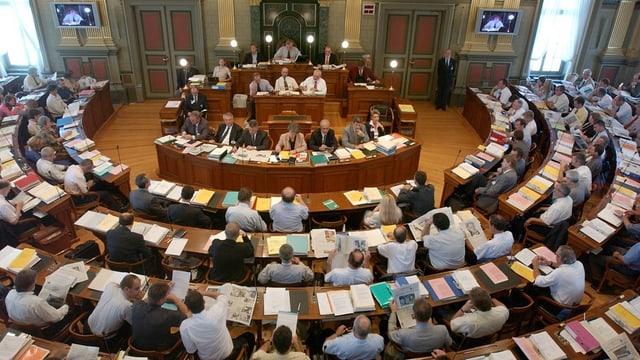 Der St. Galler Kantonsrat