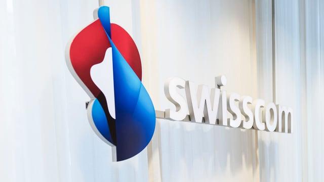 Logo der Swisscom.