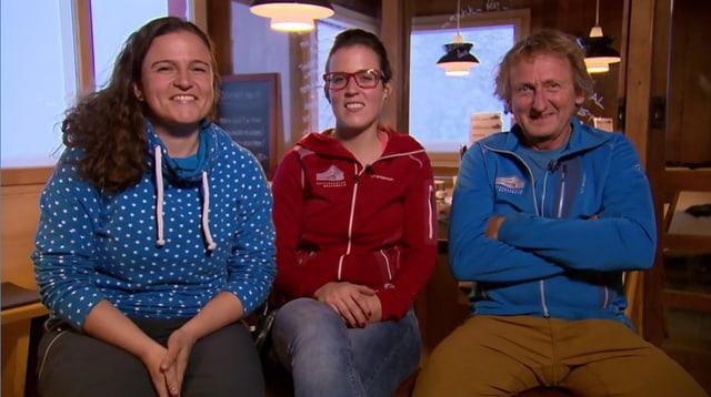 Video «Skihütten-Spezial – Tag 1 – Ortsstockhaus, Braunwald» abspielen