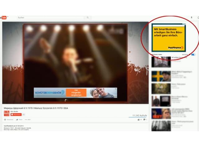 Werbevideo