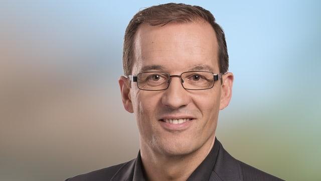 Purtret dad Andreas Thöny.
