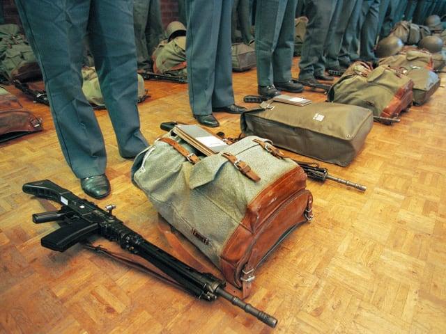 Armeeausrüstung
