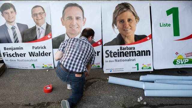 La Partida populara svizra na discurra betg gugent da daners ch'ella impunda per il cumbat electoral.