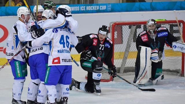Fribourg schied Sekunden vor Schluss aus dem Cup aus.