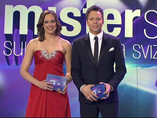 Tanja Gutmann und Sven Epiney