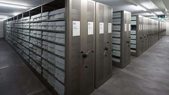 Archivkästen