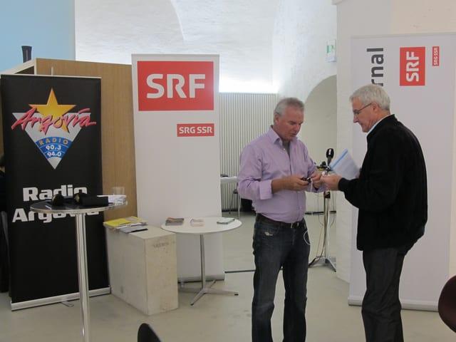 Jürgen Sahli, Redaktionsleiter Radio Argovia