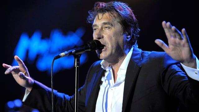 Der Brite trat 2010 am Montreux Jazz Festival auf.
