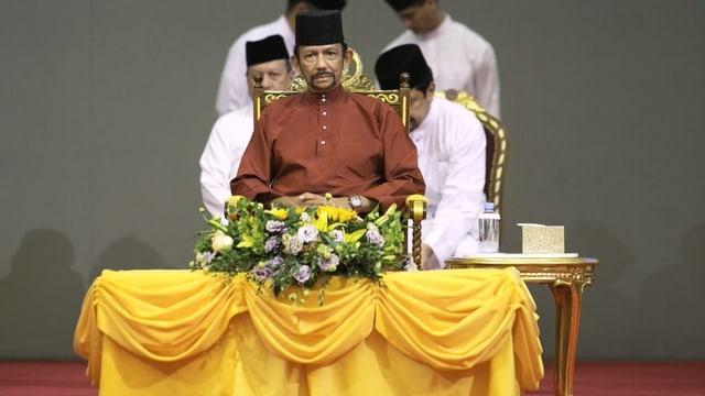 Bruneis Sultan Hassanal Bolkiah