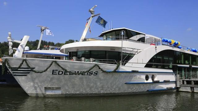 La MS Edelweiss al port