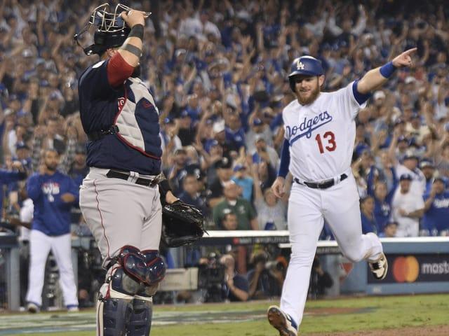 Max Muncy von de LA Dodgers.