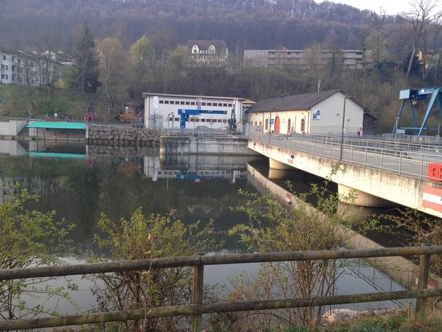 Kraftwerk Kappelerhof