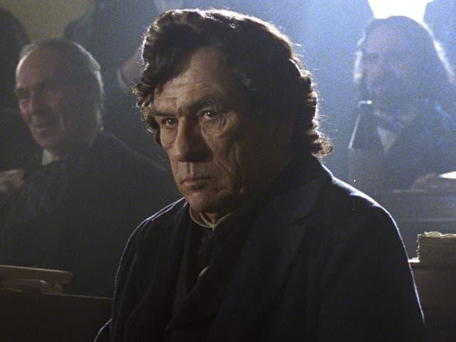 Tommy Lee Jones als Anti-Sklaverei-Politiker Thaddeus Stevens.