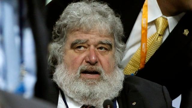L'anteriur funcziunari da la FIFA Chuck Blazer