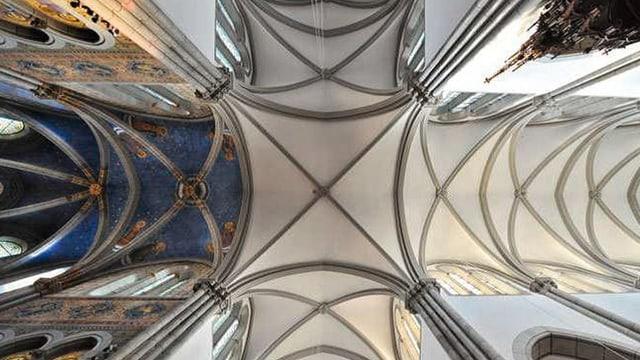 Video «Röm.-kath. Ostergottesdienst aus der Kirche Notre-Dame in Vevey» abspielen