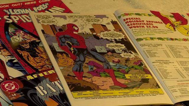 Bild von Spiderman