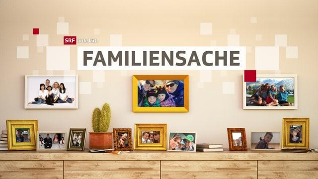 Video ««SRF bi de Lüt - Familiensache»: Start der 11. Staffel» abspielen