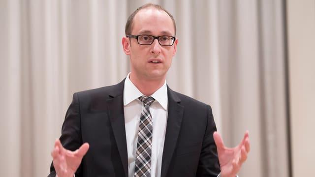 Martin Candinas ha inoltrà in'interpellaziun tar il Cussegl federal.