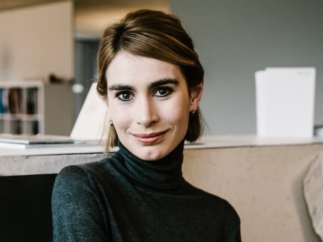 Schauspielerin Dagna Litzenberger Vinet