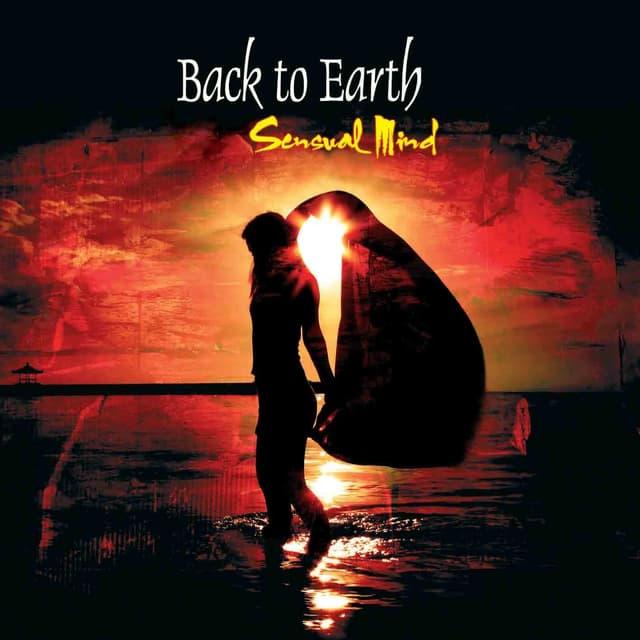 CD-Cover: Silhouette einer Person vor der Sonne