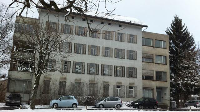 Der alte Einsiedlerhof