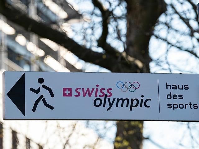 Swiss Olympic stellt Forderungen an den Bundesrat.