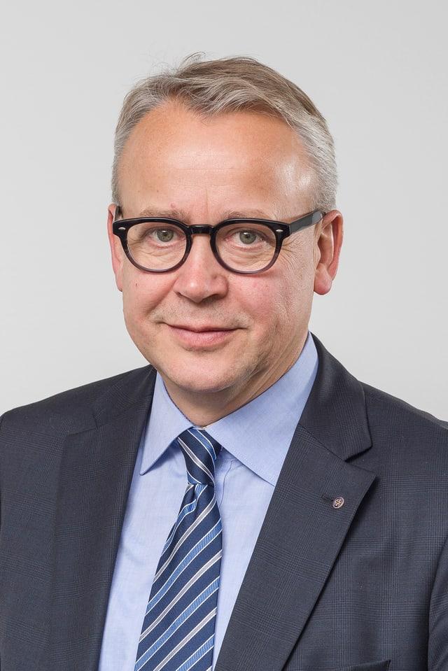 Werner Egli (SVP) neuer Stadtpräsident von Uster