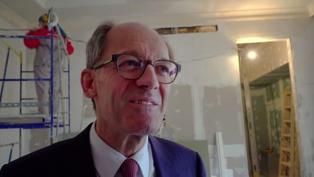 Dominique Godat ist seit 2013 Chef des Hotels «Metropol» in Moskau.