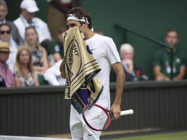 Knacknuss für Roger Federer
