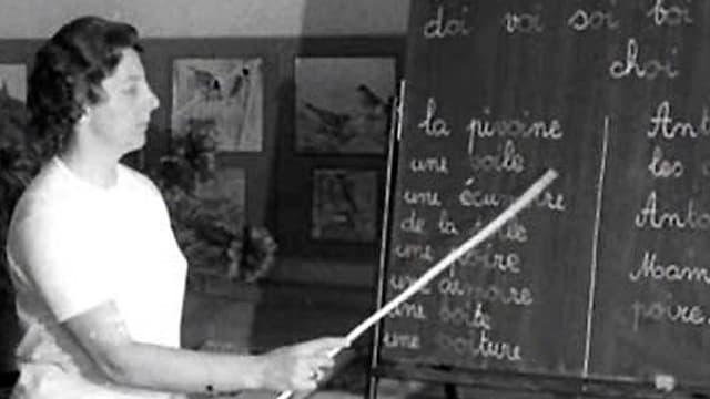 Video «Disziplin in der Schule im Wandel der Zeit» abspielen
