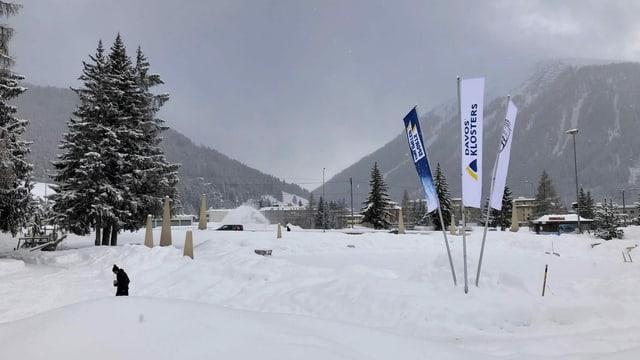 Davos ohne WEF