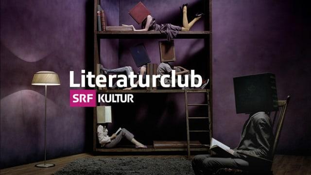Video «Von Lügen und grossen Gefühlen: der Literaturclub im November» abspielen