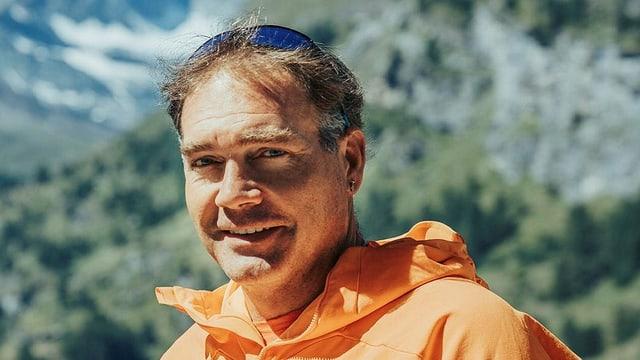 Zwischenhalt mit Anjan Truffer (46), Bergführer und Bergretter