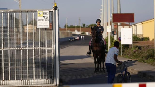 Zentrum «Mineo» auf Sizilien offiziell geschlossen