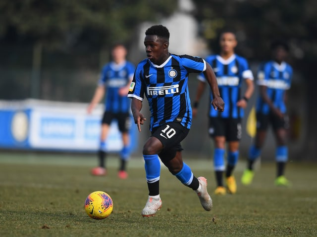 Wechselt aus dem Nachwuchs Inter Mailands zum FCZ: Wilfried Gnonto.
