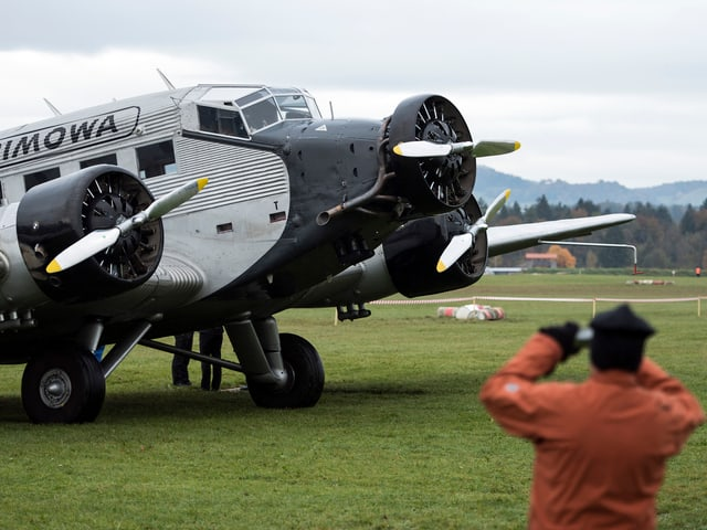 Flieger Ju-52