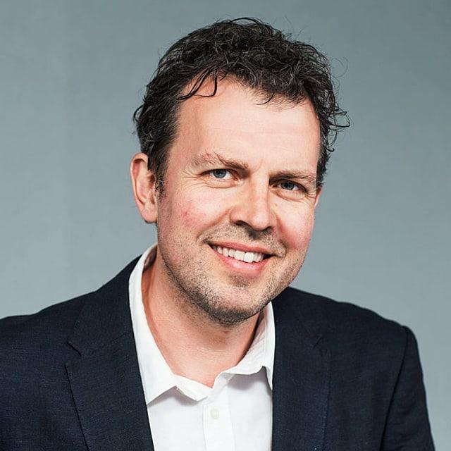 Marc Lehmann Portrait