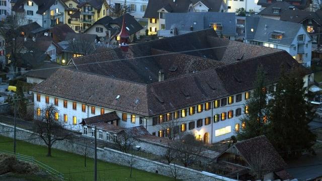 Das Kloster Stans.