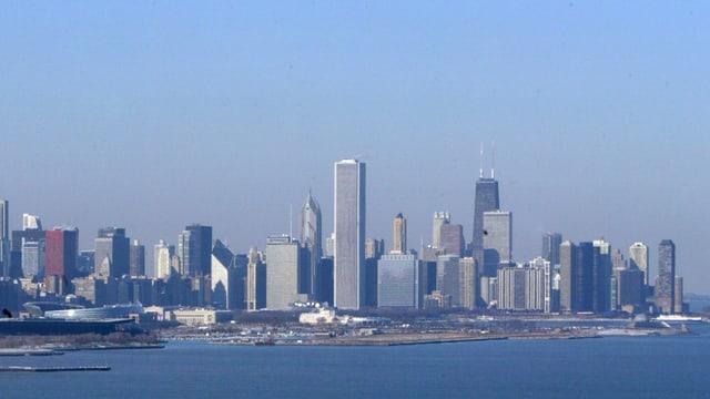 Die Skylane von Chicago 2005