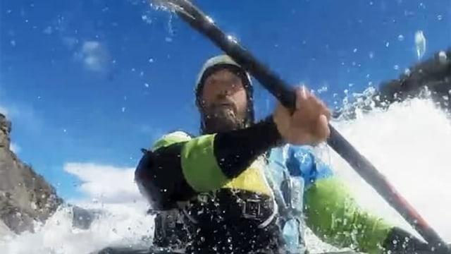 Video «Kajak in Chile: Der Ritt auf Südamerikas wildestem Fluss» abspielen